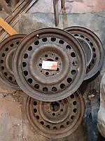 Диск колесный стальной 6j R15 Mercedes Германия