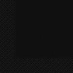 Салфетки черные 33х33см Марго 20шт  3 слойные