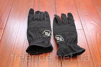 Велоперчатки FG демисезонные сенсорные (XL), фото 2