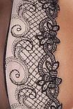 Комплект белья Brasiliana peignoir black 4XL/5XL - Passion, фото 3
