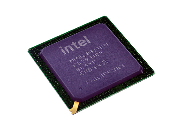 Микросхема INTEL NH82801GBM SL8YB