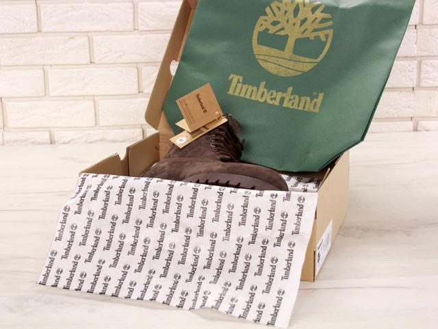 Timberland Classic Boots Brown в коричневом цвете картинка
