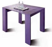 Консольный стол-трансформер