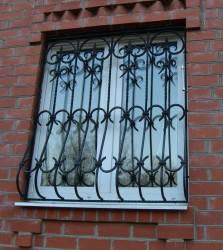 Решетки на окна, Николаев