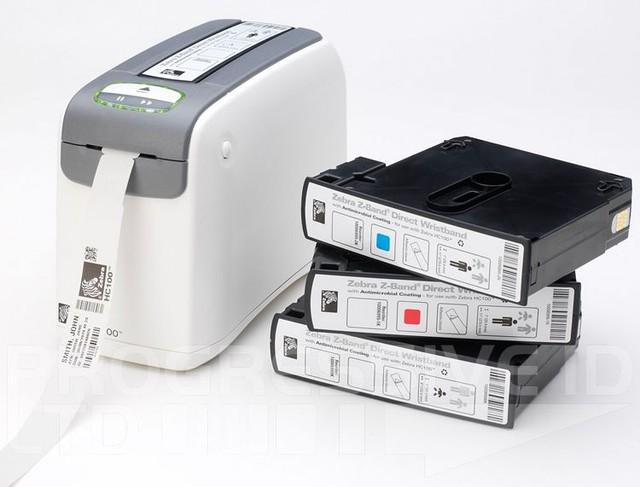 Принтер этикеток Zebra HC100