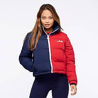 Куртка/жилетка женская FILA Martina Removable Sleeve весна/осень стильная размер M, фото 1