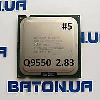 Процессор ЛОТ#5 Intel® Core™2 Quad Q9550 E0 SLB8V 2.83GHz 12M Cache 1333 MHz FSB Socket 775, фото 1