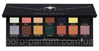 Набор теней для век Anastasia Beverly Hills Prizma (14 цветов)