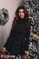 Платье - Эльза костюмка S\M, фото 1