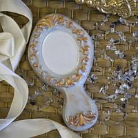 Форма для мыла Зеркальце