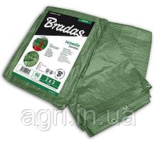 Тент зелёный, 90 г/м² (3м*5м)