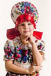 Детский карнавальный костюм для девочки Кадриль 110-152р, фото 6