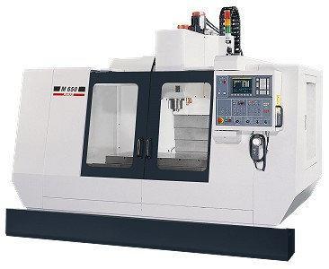 Фрезерный обрабатывающий центр c ЧПУ RAIS M650 для резки разных материалов
