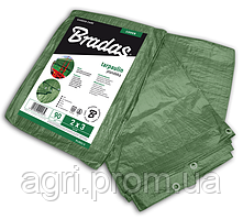 Тенты 90 гр/м² GREEN (6м*12м)