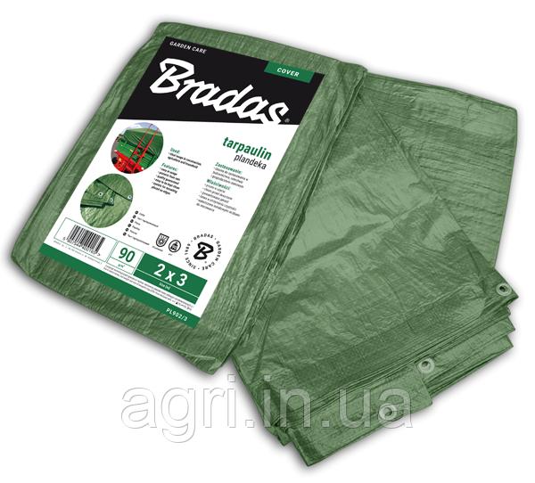 Тент зелёный, 90 г/м² (3м*3м)