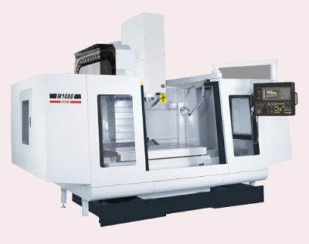 Фрезерный обрабатывающий центр c ЧПУ RAIS M1000 для разнообразных металлорежущих операций