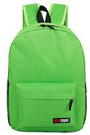 Рюкзак городской молодежный Зеленый, фото 1