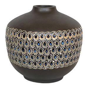 Ваза керамическая Окинава