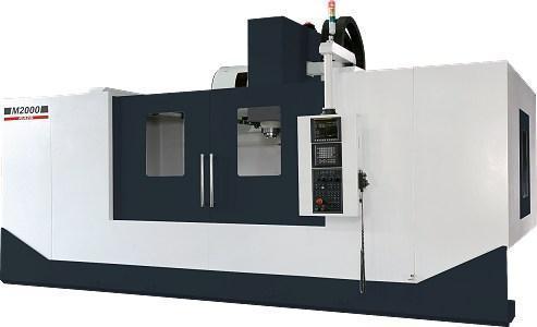 Фрезерный обрабатывающий центр c ЧПУ RAIS M2000 для разнообразных металлорежущихопераций
