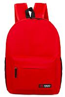 Рюкзак городской молодежный Красный, фото 1