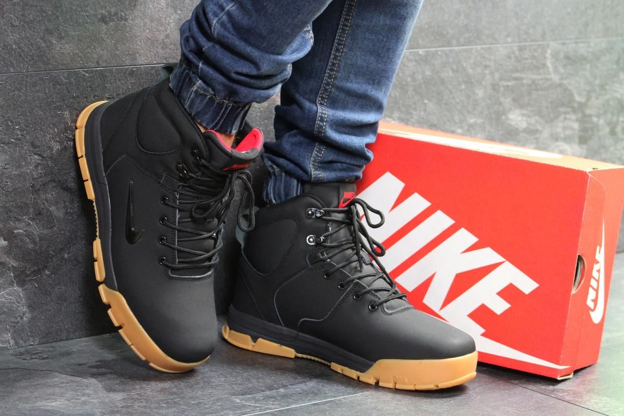 Ботинки мужские  Nike .ТОП КАЧЕСТВО!!!  Реплика класса люкс (ААА+)