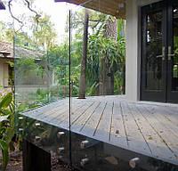 Скляне огородження, фото 1