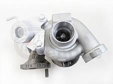 Восстановленная турбина Citroen 1.6 HDi - 49173-07508, 49173-07507, 49173-07506