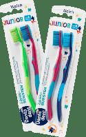 Dontodent Zahnburste Junior 6+ Weich детские зубные щетки возраст от 6 лет  2 шт., фото 1