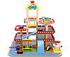 Деревянный трек с лифтом Wooden Toys W04B034