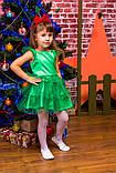 """Новогоднее платье """"Елочка""""  Модель: 7005, фото 3"""
