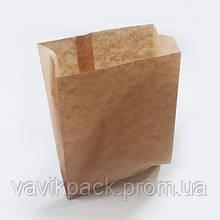 """Пакет """"Саше""""  (380*80*220 мм) Крафт Украина"""
