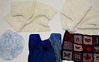 Секонед хенд коврики наборы комплекты для ванны Оптом от 25 кг, фото 1