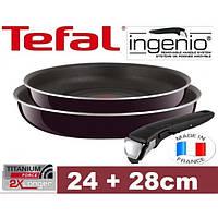 Сковородка TEFAL INGENIO 24-28 см, фото 1
