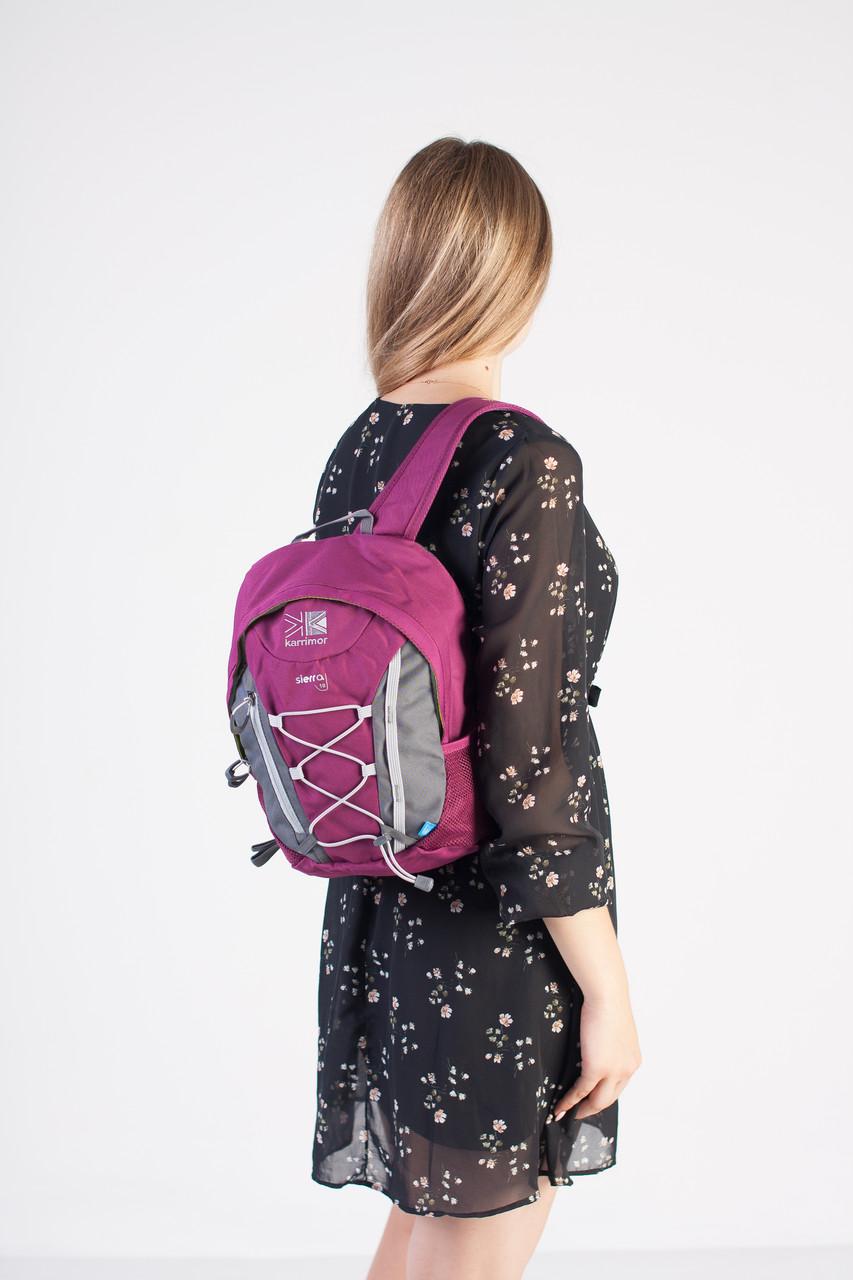 Спортивный женский рюкзак Karrimor, темно-розовый, фото 2