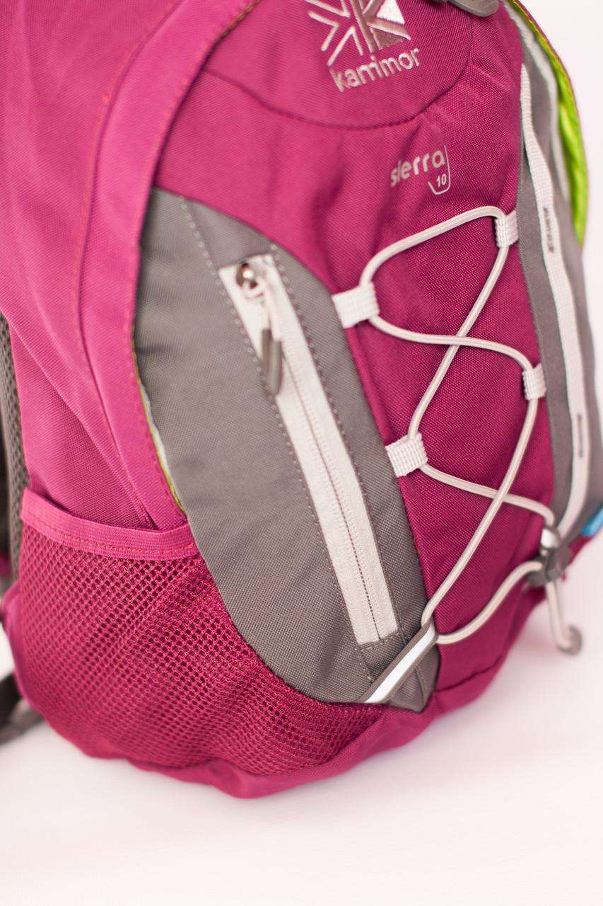 Спортивный женский рюкзак Karrimor, темно-розовый, фото 5
