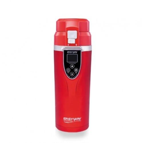 Электрический чайник термос Easyway FCC-350LC Красный
