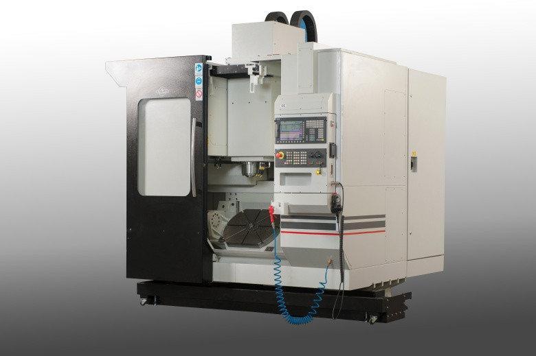 5-ти осевой фрезерный станок с ЧПУ RAIS VMC-350 (авиакосмич-, авто-, медпромышленность, штамп. и пресс пр-во)