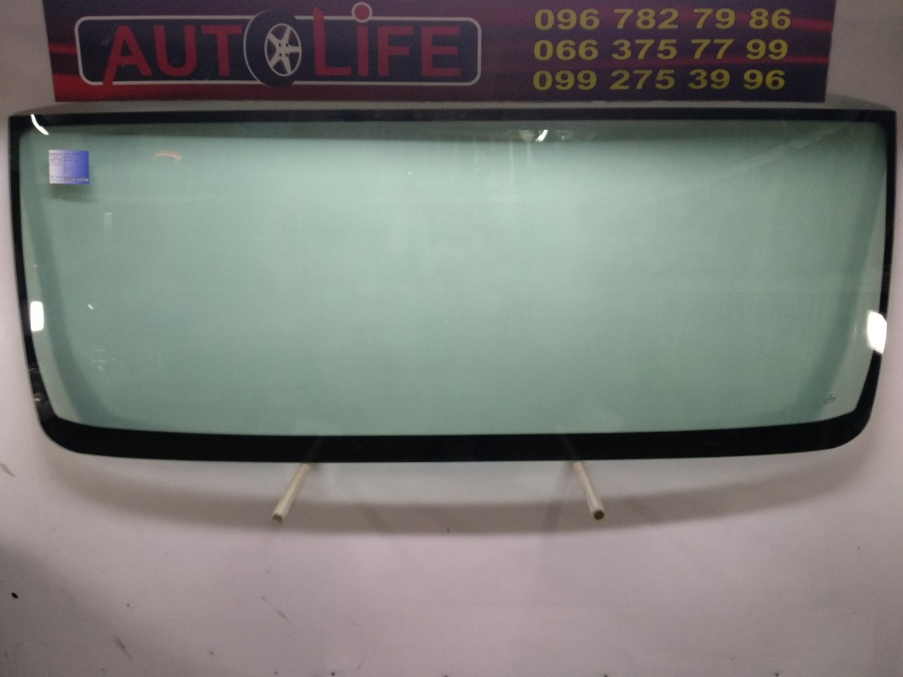 Лобовое стекло MAN TGA TreylerXL (Грузовик) (2000-2018)   Автостекло на тягач МАН ТГА   Лобове скло МАН ТГА