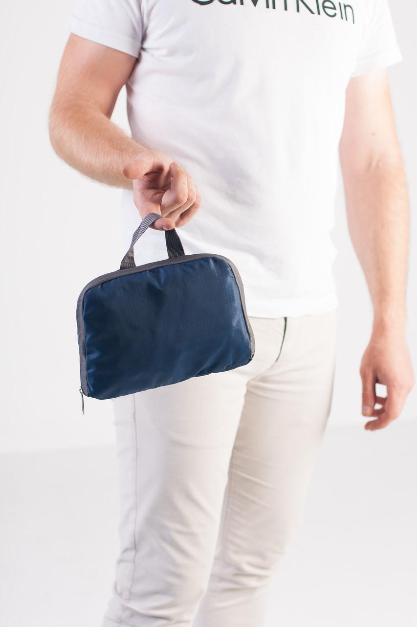 Спортивный рюкзак Sport компактный, темно-синий, фото 6