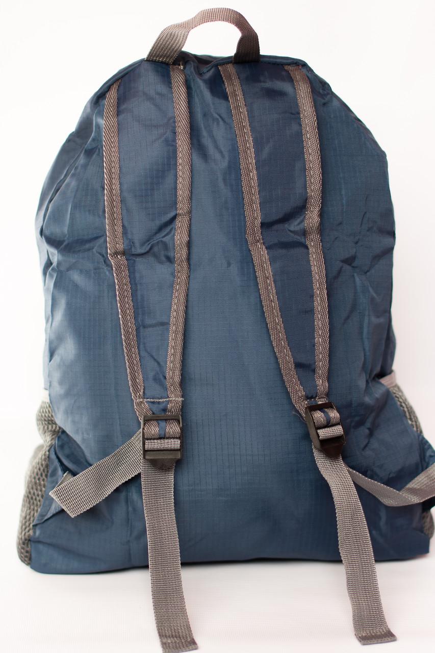 Спортивный рюкзак Sport компактный, темно-синий, фото 3