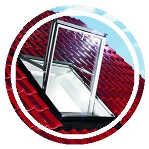 мыть мансардные окна просто | безопасный уход за окнами
