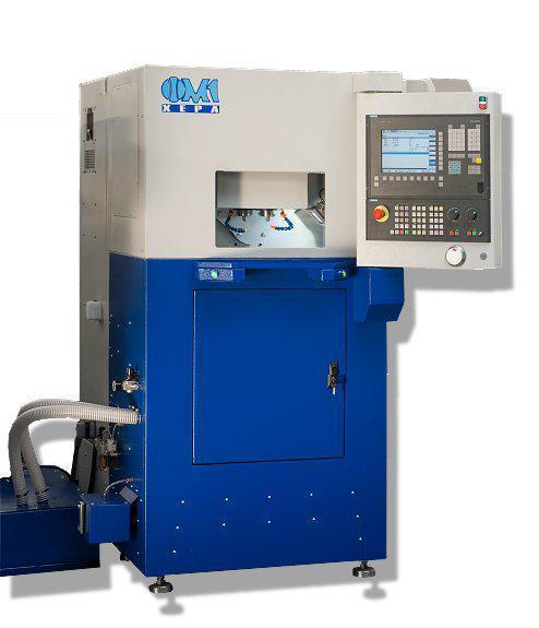 Шлифовальный станок для линз OM1 RAIS для производства всех типов линз для оптики