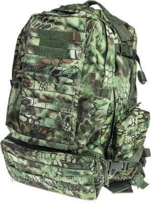 Рюкзак Skif Tac тактический 3-х дневный 45 литров криптек зеленый