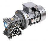 Мотор-редукторы червячные одноступенчатые типа NMRV 040
