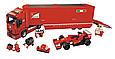 "Конструктор Lepin 21010 ""Феррари F14 и грузовик Skuderia"" 914 деталей, фото 6"