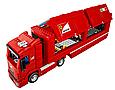 "Конструктор Lepin 21010 ""Феррари F14 и грузовик Skuderia"" 914 деталей, фото 8"