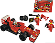 "Конструктор Lepin 21010 ""Феррари F14 и грузовик Skuderia"" 914 деталей, фото 10"