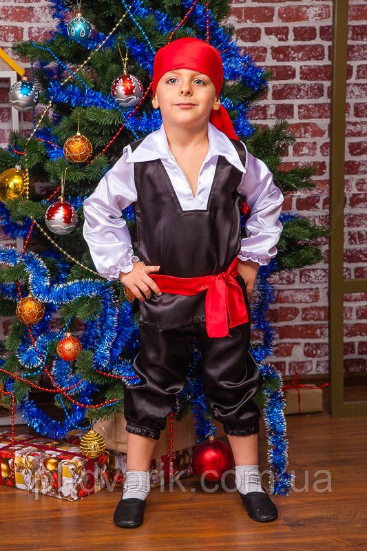 """Новогодний костюм """"Пират""""  Модель: 7010"""