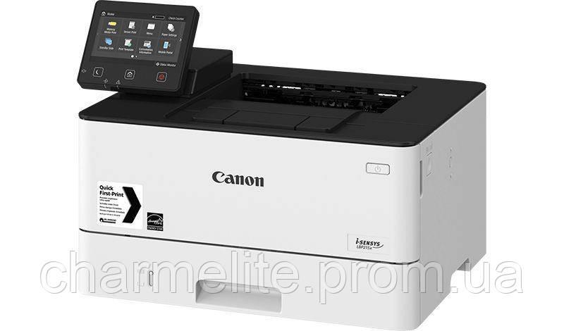Принтер А4 Canon i-SENSYS LBP215x c Wi-Fi
