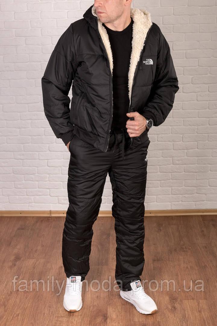 fb85e1ae Мужской зимний теплый костюм TNF - Cемейная мода - одежда и обувь для всей  семьи!
